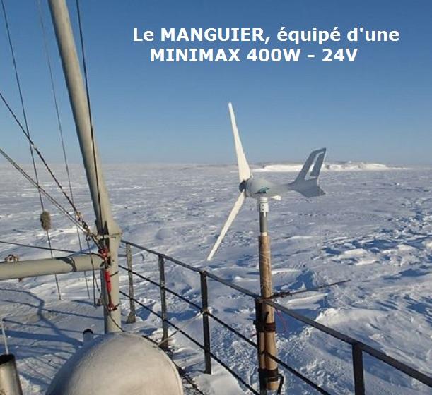 极地船用风光互补系统