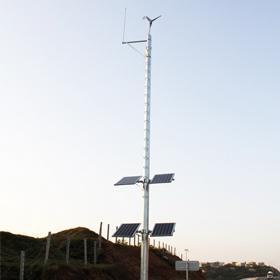 福州渔高速风光互补监控
