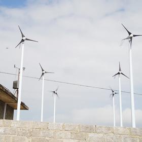 广西电网风光互补发电系统