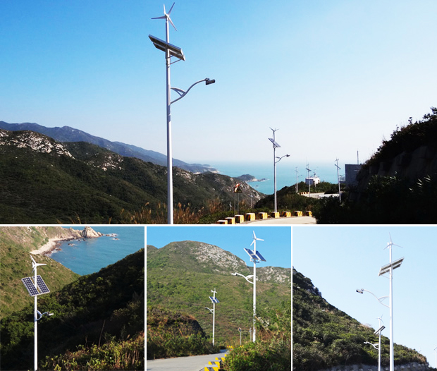 50w 风光互补路灯系统_风光互补发电路灯系统 12v 50w led