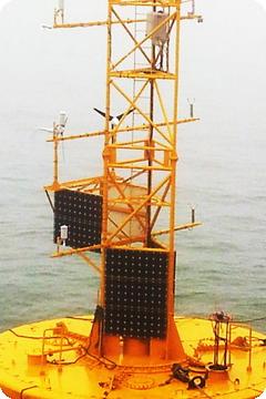 海上平台风光互补发电系统