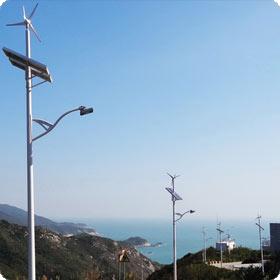 风光互补路灯工程